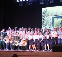 IX фестиваль областной Школьной Лиги КВН.