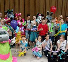 ТРЦ «Острова» устроили детский праздник