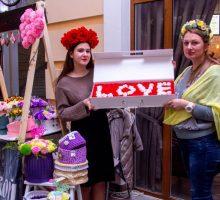 9-10 февраля прошёл «Городской маркет».