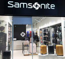 24 Октября — Открытие «Samsonite»